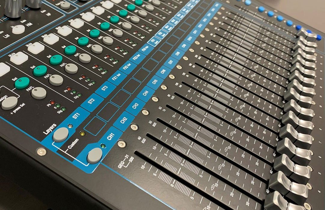 AV Control Desk